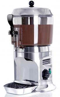Čokoládovar BRAS - Scirocco 5 lt, strieborný