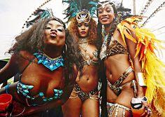 Zo Viert Rihanna Carnaval » PrutsFM
