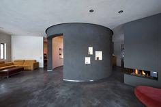 Villa Dalí : Moderne muren & vloeren van 123DV Moderne Villa's