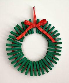 Mums make lists ...: Christmas Wreaths