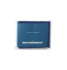 dermalogica the ultimate buffing cloth invigorating, exfoliating towel  A hygienic exfoliating cloth to buff and polish the body to silky perfection. Helps clean and exfoliate rough, dull skin, and is perfectly-sized for scrubbing the back and keeping skin super smooth