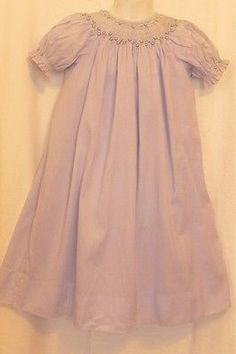 Strasburg-Smocked-Lavender-Bishop-dress-Slip-EASTER-3T-Beautiful