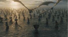 Game of Thrones: 23 destaques do final da sexta temporada em GIFs e imagens!
