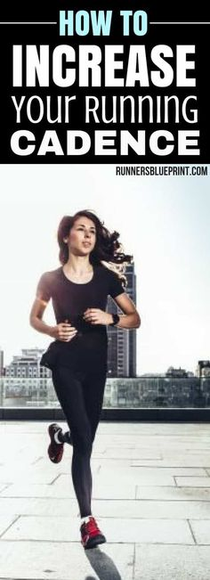 Running Cadence - What's The Ideal Stride Turnover & How to Improve it Running Workouts, Running Tips, Trail Running, Race Training, Running Training, Workout Schedule, Monthly Workouts, Workout Calendar, Race Around The World