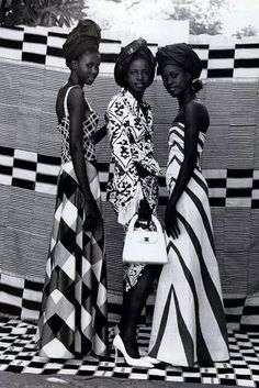 Malik Sidibe fashion photography