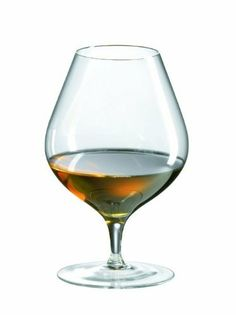 Cognac Snifter Set Of Four Wine Glasses by Ravenscroft. $79.99. Height 6 1/4 in.. Recommended for: Armagnac, Brandy, Calvados and Cognac. Made in Poland. Capacity 20 oz.. Lead Free Crystal. Classic in design, this lead-free crystal Cognac Snifter from Ravenscroft is sure to enhance your drinking experience. A pulled stem for comfort and durability and a sheer rim provides a grand experience. Its classy yet touch of elegance makes it a true asset to behold. Hand was...