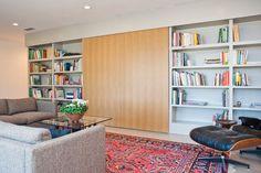 Biddison, Contemporary - Contemporary - Living Room - Dallas - Scudder Construction LLC.
