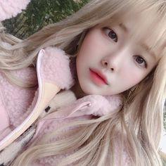 Shark Jung Model Girl Cover From Korea - Cantik Hot Mild 2019 -