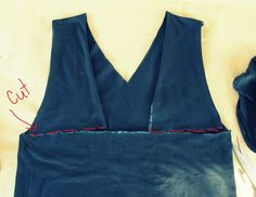 Amazing blog!!!!! You love it Nikki!!!. WobiSobi: No Sew, DIY Tee-Shirt Halter #2