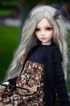 Anime Dolls, Bjd Dolls, Doll Toys, Big Eyes Artist, Beautiful Barbie Dolls, Cyberpunk Art, Smart Doll, Fairy Dolls, Ball Jointed Dolls
