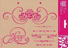 Романтика - Інтернет-магазин - Всяка всячина для творчості, хобі та декору