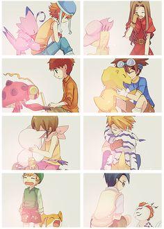 Digimon - This is my favorite season ♥