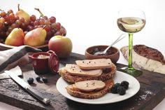 Une #recette de #foiegras aux saveurs de l'Europe, miam !