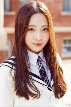 Name: Jiae Yoo  Name Stage: Jiae of: Lovelyz Visual Birthdate: 21.05.1993