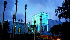 This second-story glass box faces Broward Boulevard and, intersected with strips of colored LED light, at night will bring a beckoning presence to a nondescript stretch of one of Fort Lauderdale's main drags. It's a simple but thoughtful design flourish that will quickly become a defining downtown landmark. Visit the Museum of Discovery & Science today! www.mods.org