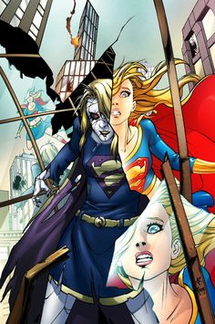 Bizarro-Girl (New Earth) - DC Database - Wikia