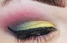 Mulan Inspired Makeup