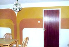 psychedelic home interior paint mod - Google Search