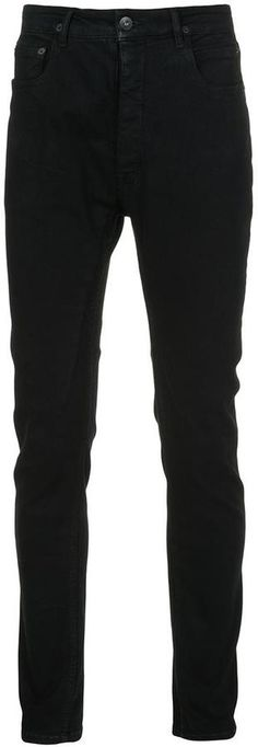 Rick Owens DRKSHDW skinny jeans Slim Man, Rick Owens, Black Jeans, Just For You, Skinny Jeans, Stylish, Pants, Men, Shopping