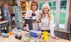 """Home & Family - Tips & Products - Sophie Uliano's """"Eat This, Not That"""" 