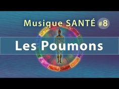 Musique Autoguérison #8 Purification des Poumon et des voies respiratoires. Douce Musique Relaxante - YouTube