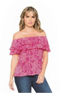 Blusa cuello de bandeja Off Shoulder Blouse, Outfits, Women, Fashion, Dress Patterns, Casual, Moda, Suits, Women's