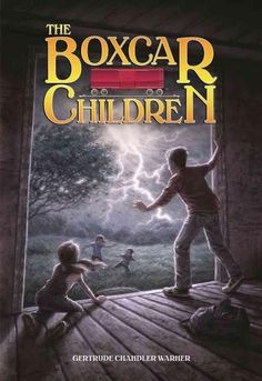Four orphans take shelter in an old, red boxcar during a storm, and, determined to make it on their own, they turn it into a safe, cozy home.