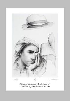 Obra de Joan Castejón hecha a cera con una increíble técnica que puedes descubrir aquí: http://inspirarte.maximopotencial.com/joan-castejon/
