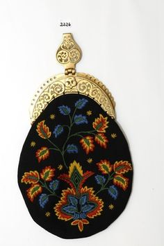 Valdres - Laas Scandinavian Embroidery, Purses And Handbags, Pocket Watch, Coin Purse, Tech, Wallet, Crafts, Accessories, Fashion