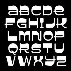 Graffiti Lettering Fonts, Hand Lettering Alphabet, Lettering Design, Graphic Design Letters, Alphabet Design, Letras Abcd, Cool Fonts, Awesome Fonts, Postcard Design