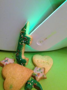 """Gehen immer"" Kekse"
