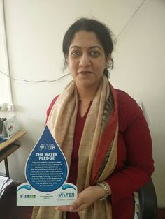 We are glad to have Smt.Vaishali Malhotra Garu, IRS, Deputy Commissioner of Customs Central Excise and Service Tax become Walk For Water Ambassador. Walk for Water is a social awareness campaign to save water and restore ecological balance. Join this noble cause. I have already joined what about you ?? When are you joining !!! THE BIGGEST WALKATHON – 2016 Register Now @ http://www.walkforwater.in/join-us/
