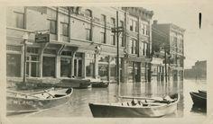 Northside flood