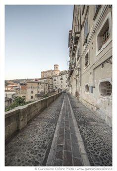 Castello di Corigliano Calabro, Calabria. 39°36′00″N 16°31′00″E