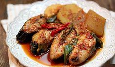 Các món kho Hàn Quốc có chế độ dinh dưỡng cao, ngon miệng.