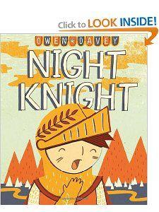 Night Knight: Owen Davey: 9780763658380: Amazon.com: Books
