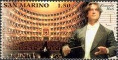 Sello: Riccardo Muti (San Marino) (Reopening of La Scala Theater) Mi:SM 2177,Sn:SM 1623c,Yt:SM 1974,Un:SM 2024. Buy, sell, trade and exchange collectibles easily with Colnect collectors community. Solo Colnect empareja automáticamente los objetos de colección que deseas con los objetos de colección que los coleccionistas ofrecen para venta o intercambio. El Club de coleccionistas de Colnect revoluciona tu experiencia como coleccionista!
