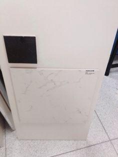 Il rivestimento, bianco/grigio, marmo carrara, Marazzi  BAGNO BIANCO ...