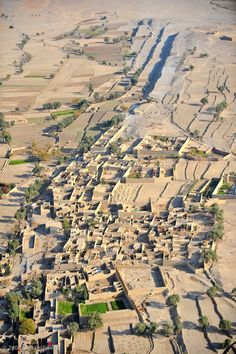 Aerial view of Salang, Afghanistan. Salang is a village at an altitude of 3,365 meters in the Salang District of Parwan Province in north-eastern Afghanistan.