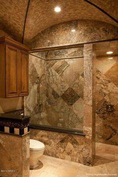 over 480 different bathroom design ideas httppinterestcomnjestates - Tuscan Bathroom Design