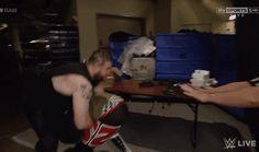 Kevin Owens powerbombing  Sami Zayn Kevin Owens, Zayn, Wwe, Wrestling, Lucha Libre