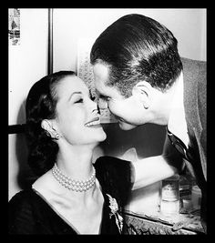 Vivian Leigh & Lawrence Olivier