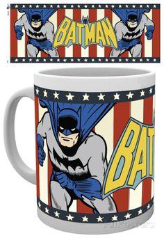 vintage batman posters | DC Comics Batman Vintage Tazza su AllPosters.it