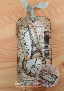 Ellieskeepers Creations: A couple of tags ...