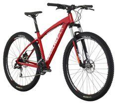 Diamondback Bicycles 2014 Overdrive Mountain Bike (29-Inch Wheels), 20-Inch, Red