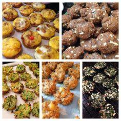 The Test Kitchen of Melissa Fallis: Freezer Cooking #7- Toddler Finger Foods