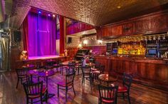 The Slipper Room  Burlesque and Old Fashioneds  167 Orchard St, LES