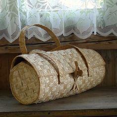 Tubus ... slaměná kabelka
