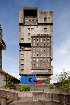 Brutalism Architecture Mexico  #architecture #brutalism Pinned by www.modlar.com