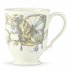 Collage Hummingbird Mug by Lenox